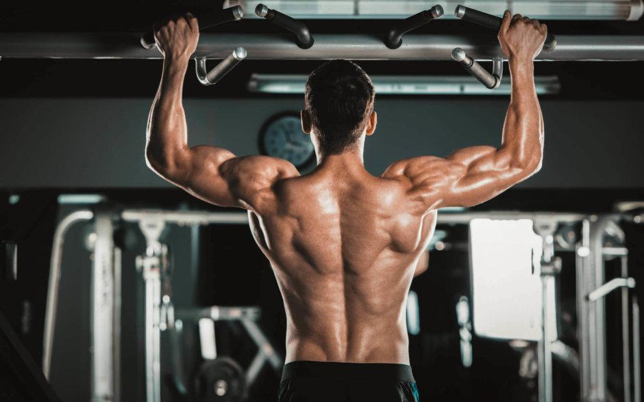 僧帽筋を鍛えるための筋トレ種目【背中づくりや肩こり姿勢改善に】