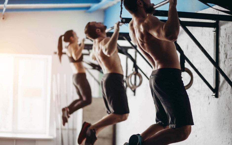 背筋を鍛えるための自重トレーニング【筋肉の種類と筋トレのポイントも紹介】