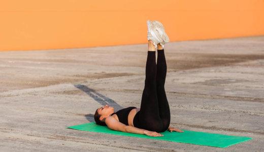 腸骨筋を鍛えるための筋トレ種目【姿勢や腰痛、ぽっこりお腹の改善に】