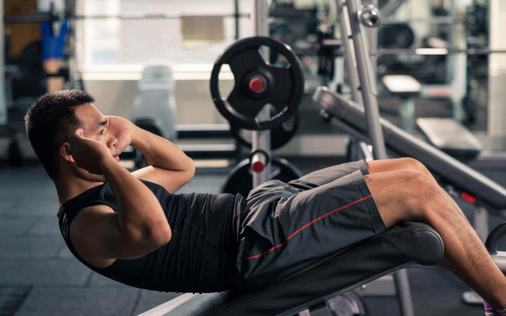 腸腰筋を鍛えるための筋トレ種目