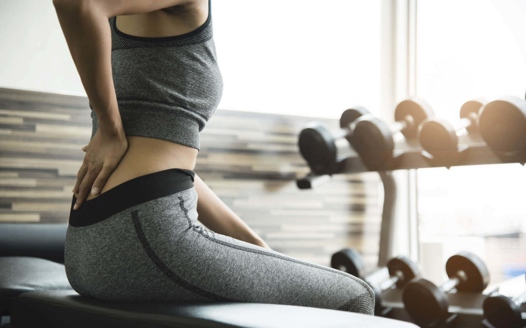 腸腰筋を鍛えるときの注意点