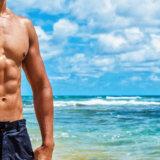 胸筋下部を鍛えるための筋トレ種目【分厚い胸板やバストアップに】
