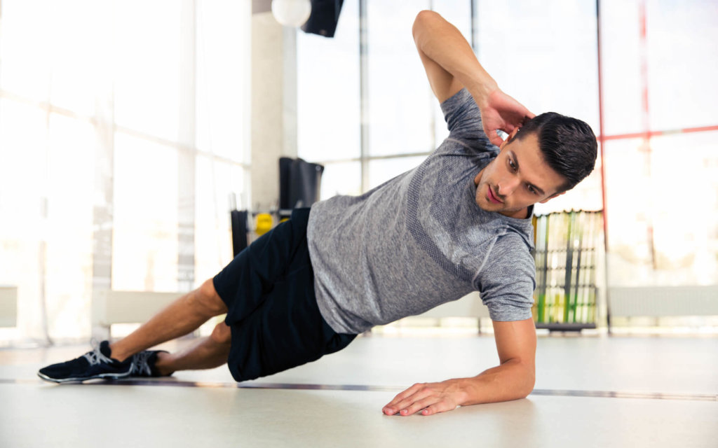 腰方形筋を鍛えるための筋トレ種目