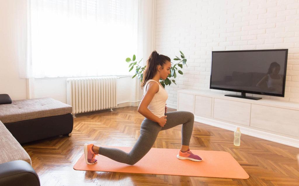 腸腰筋のストレッチ方法【股関節を柔らかくし骨盤を調整しよう】