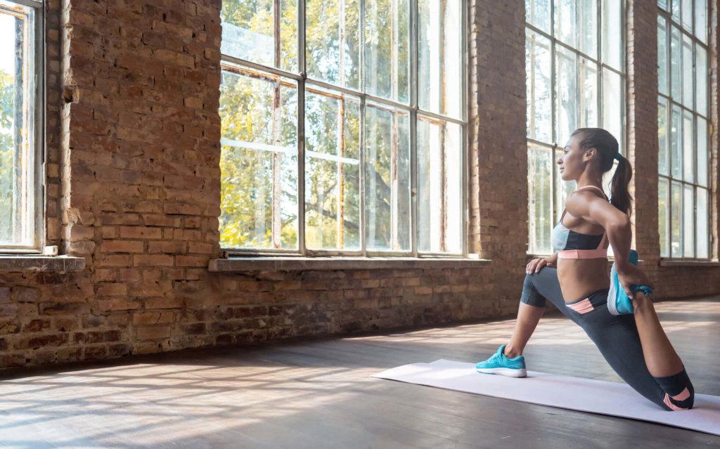腸腰筋のストレッチ方法