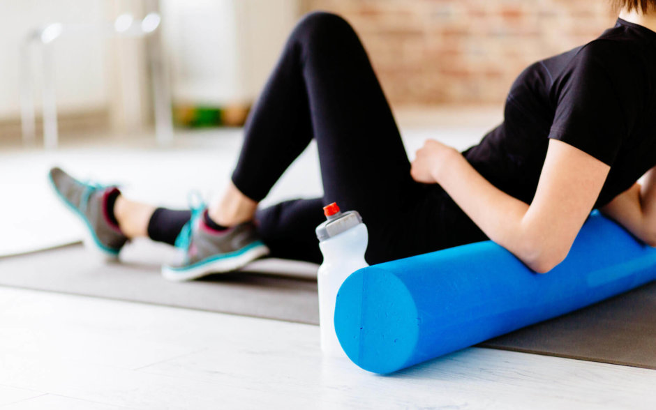 腸腰筋のストレッチ【テニスボールやストレッチポールで効果的に】