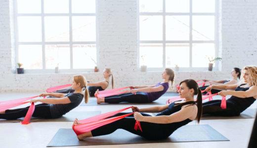 腹筋を鍛えるチューブトレーニング【お腹の引き締めに刺激を加えよう】