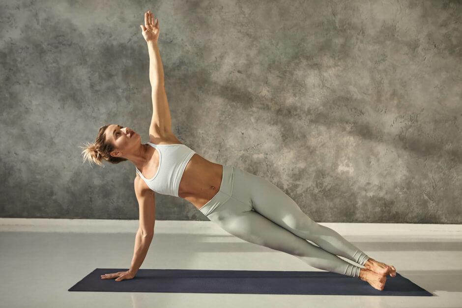 体幹トレーニングで腹筋を鍛えよう【お腹周りの引き締めに効果的】