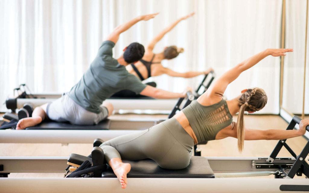 脇腹の筋肉のストレッチ方法