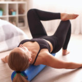 ストレッチポールを使った腹筋トレーニング【お腹の引き締めと体幹強化】