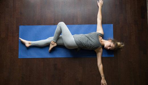 腹横筋のストレッチ方法【腰痛や便秘の改善に取り入れよう】