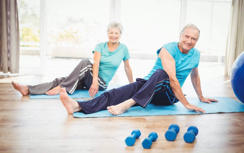 高齢者におすすめの大臀筋を鍛える筋トレ種目【元気に歩くお尻づくり】