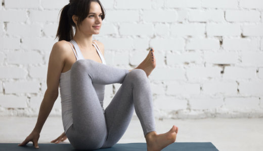 お尻の筋肉のストレッチ方法【お尻の硬さをほぐし猫背や腰痛を改善しよう】