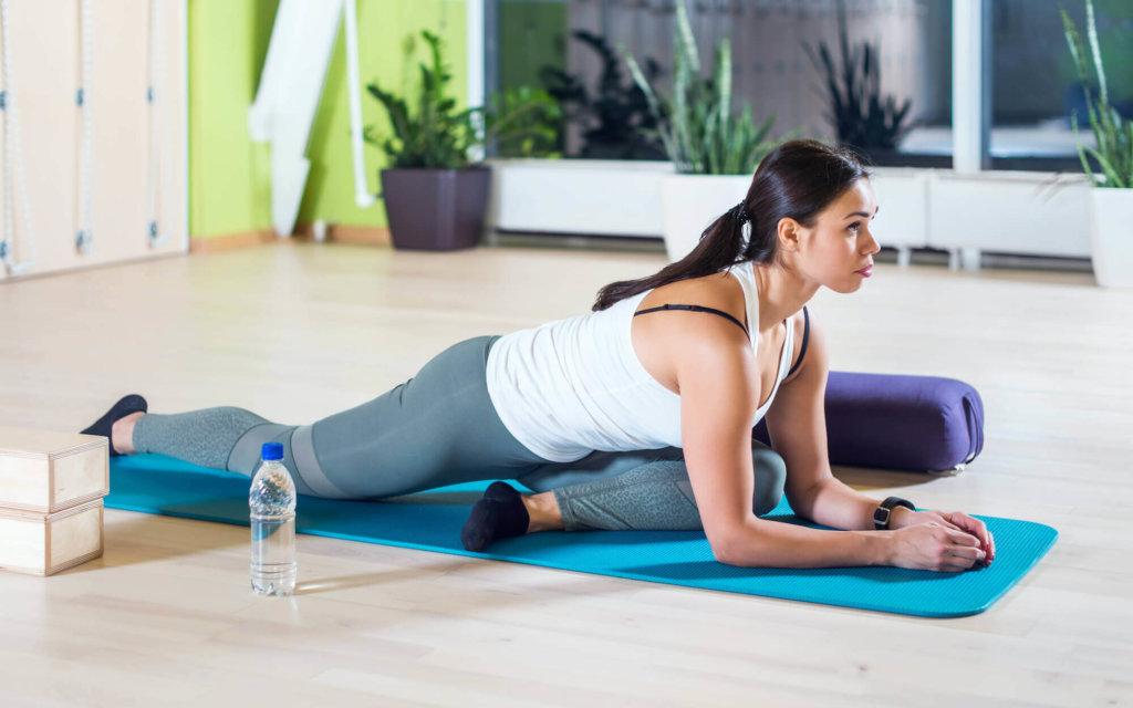 大臀筋のストレッチ方法
