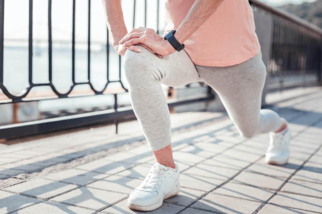 高齢者におすすめの脚の筋トレ種目