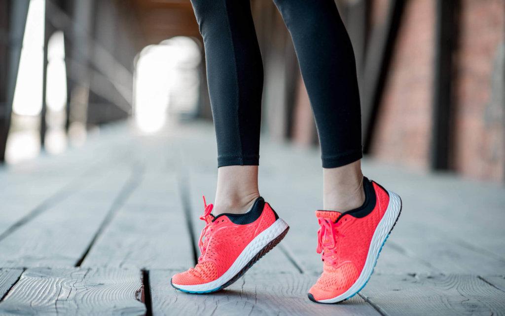 足裏の筋肉を鍛えるメリット