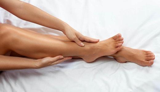 脚のだるさに効果的なストレッチ【ふくらはぎや前ももを伸ばそう】