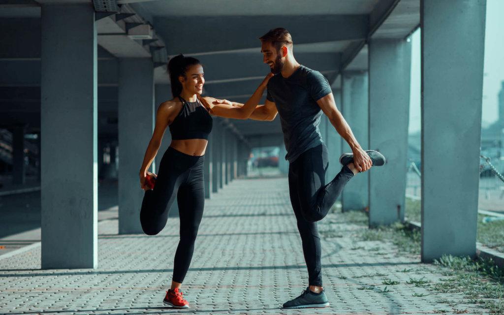 大腿四頭筋のストレッチのやり方【むくみや脚のラインの改善に効果的】